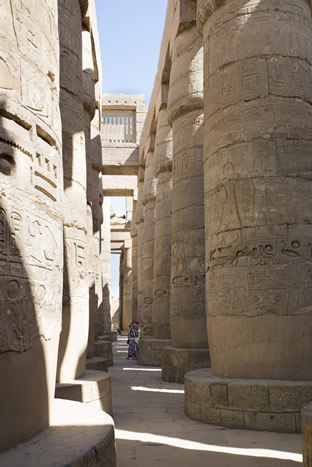 Karnak Temple Complex ancient Egypt builders