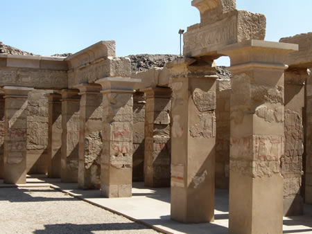 Karnak Temple Complex Thebes Egypt