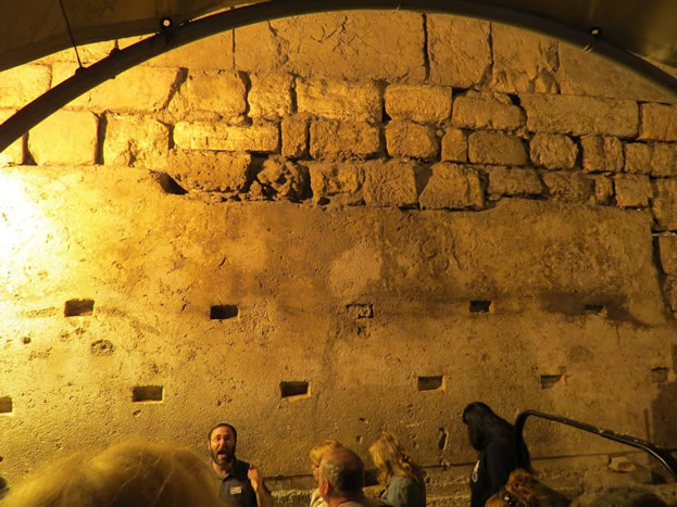 Western Stone Jerusalem Israel Megalithic Builders