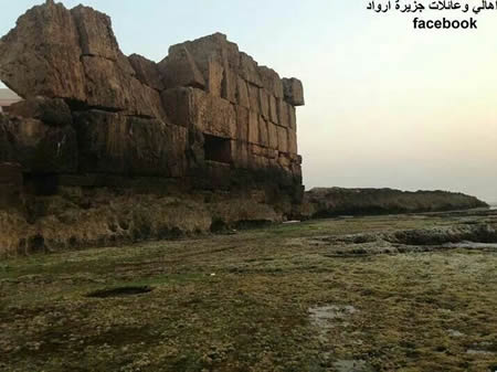 The Megalithic Wall of Arwad built by an Ancient civilization of Giants Arwad-arwad-wall-main3
