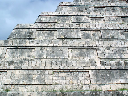 Chichen Itza Mexico megalithic builders