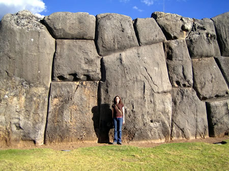 Sacsayhuaman Cusco Peru megalithic ancient builders